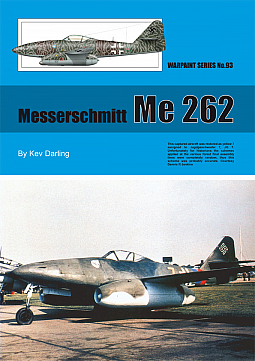 Guideline Publications No 93 Messerschmitt Me 262