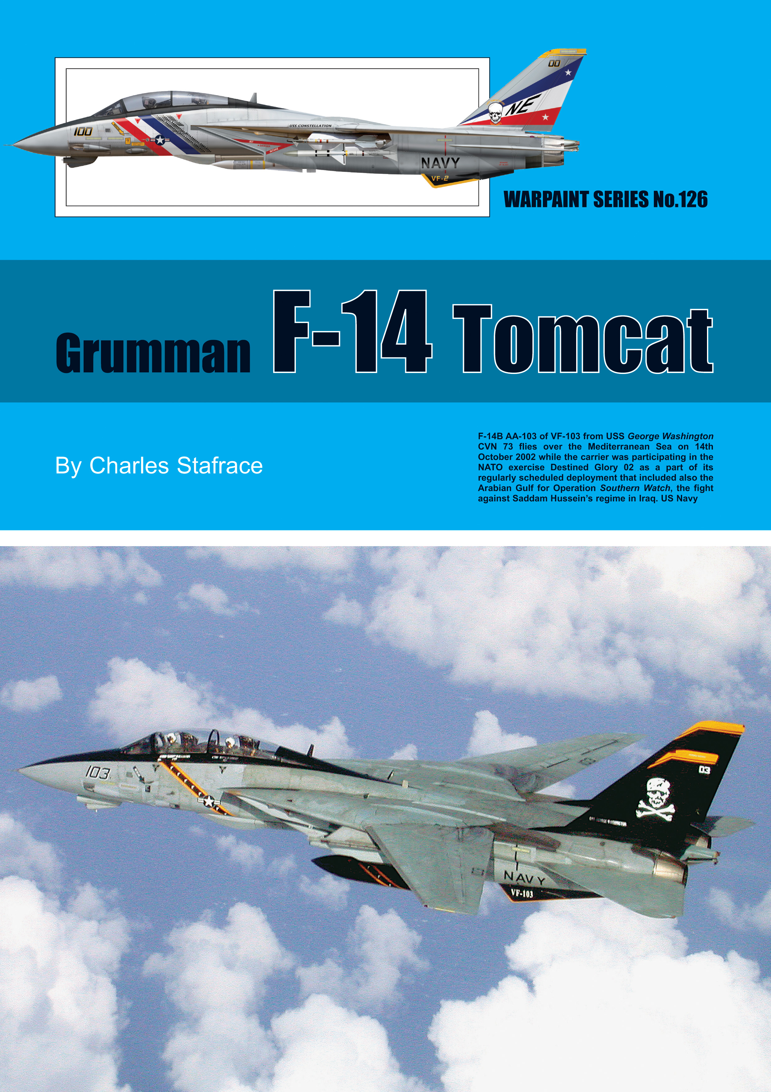 Guideline Publications 126 Grumman F-14 Tomcat OUT NOW