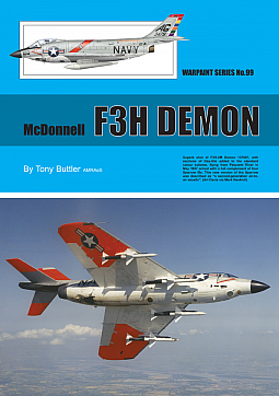 Guideline Publications No 99 McDonnell F3H Demon